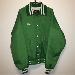 Mr. Movies Ray Bomber Jacket by Butwin